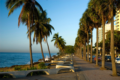 El Malecon de Santo Domingo